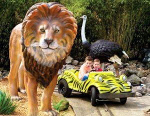 Op safari in Julianatoren