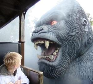 King Kong in Bobbejaanland