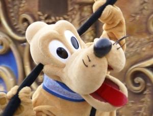 Goofy in Disneyland Park