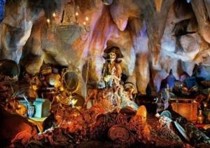 Pirates of the Caribbean in Disneyland Paris