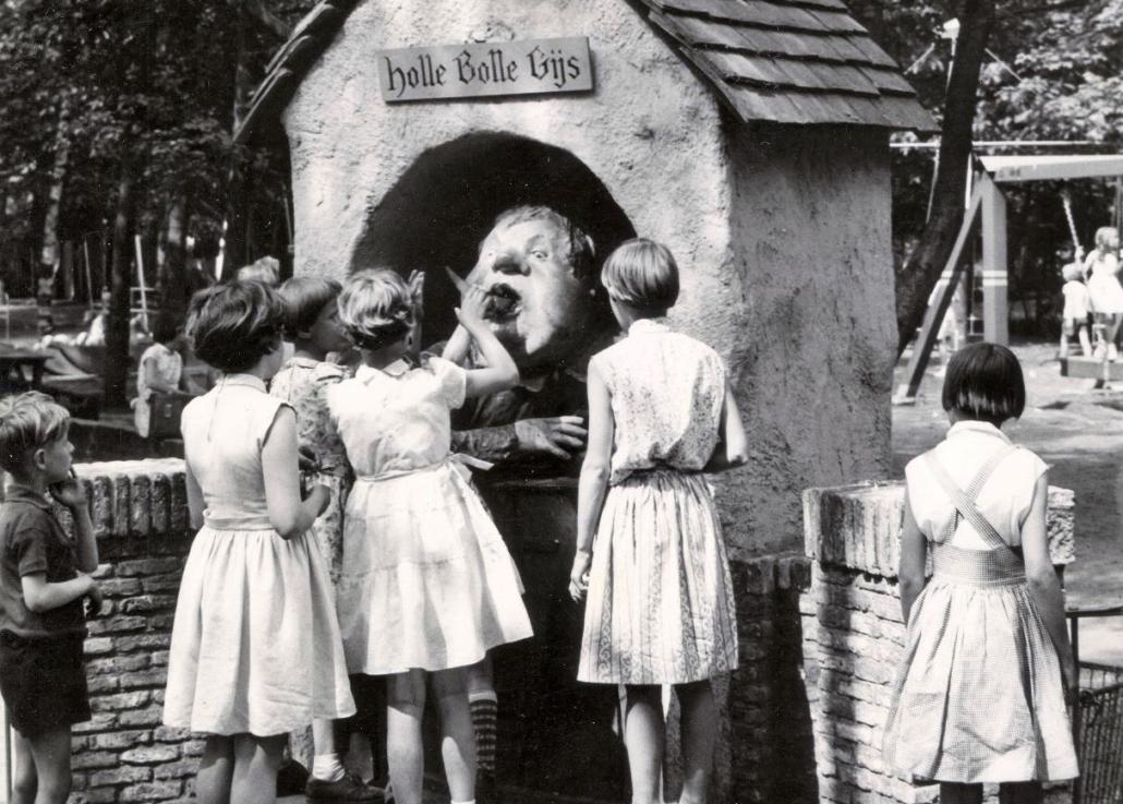 Holle Bolle Gijs in de Efteling (1959)
