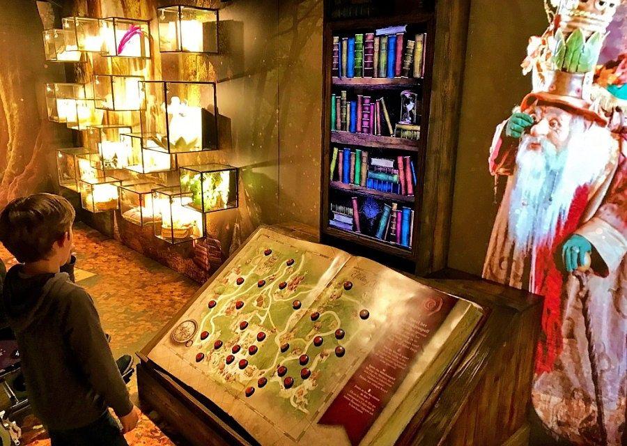 Het Efteling Museum - Foto: Adri van Esch